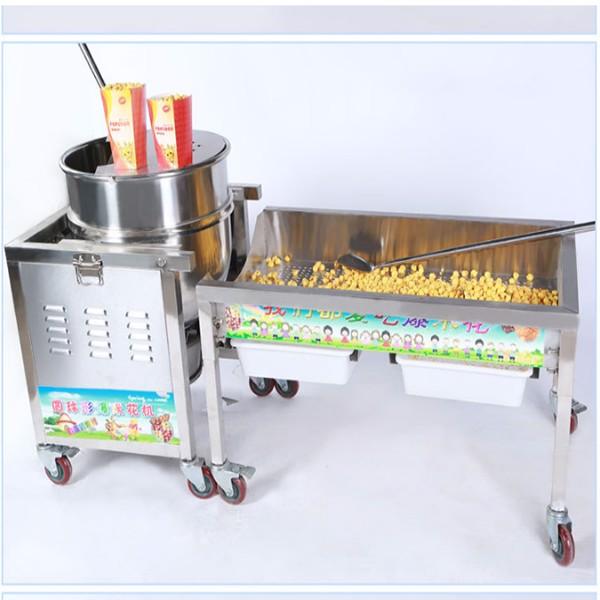 máy làm bắp rang bơ công nghiệp