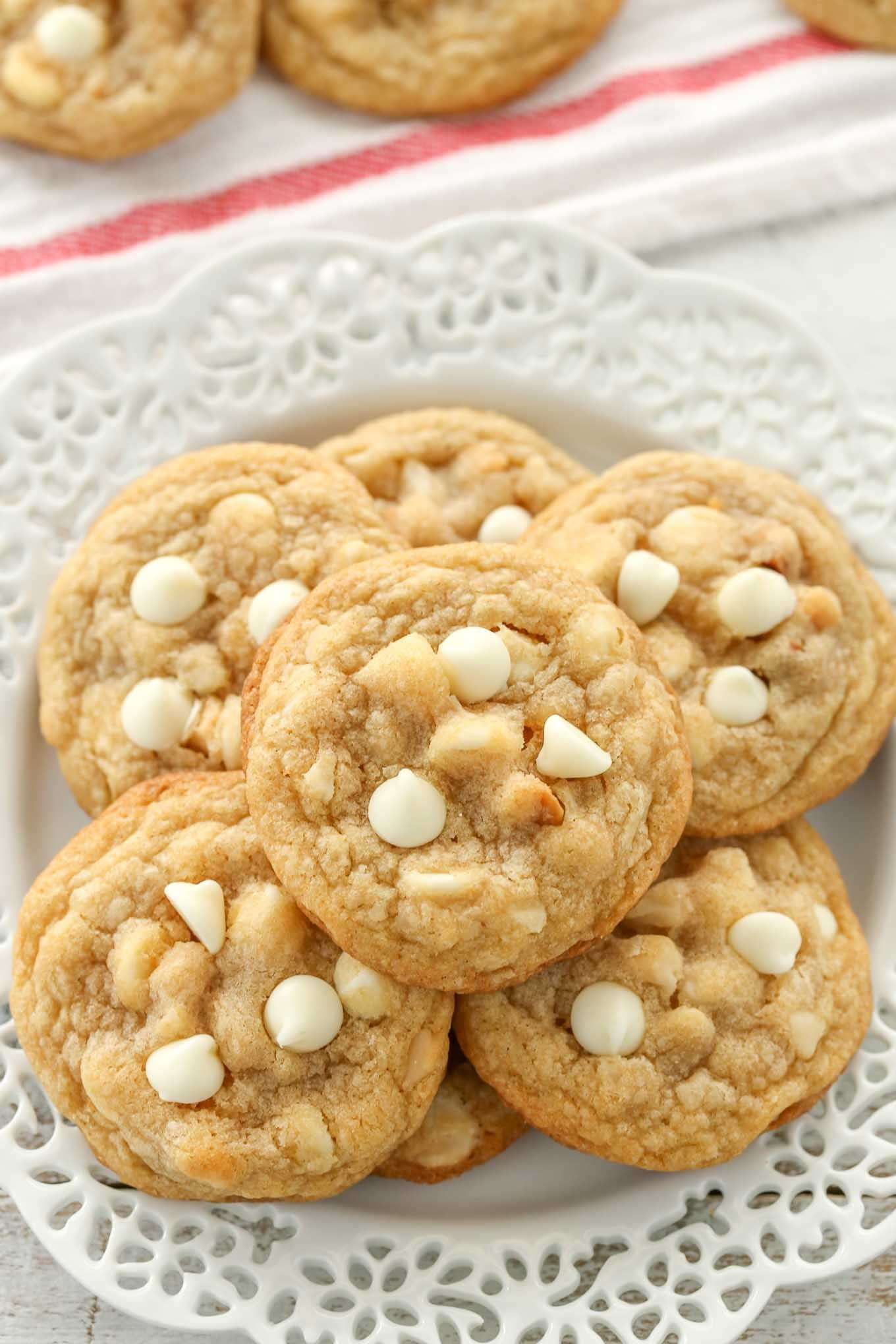 Bánh quy Macca Chocolate Trắng