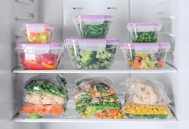 Thực phẩm tươi, đông lạnh và đóng hộp - Cái nào tốt, cái nào xấu? - Tui  Khoẻ Còn Bạn