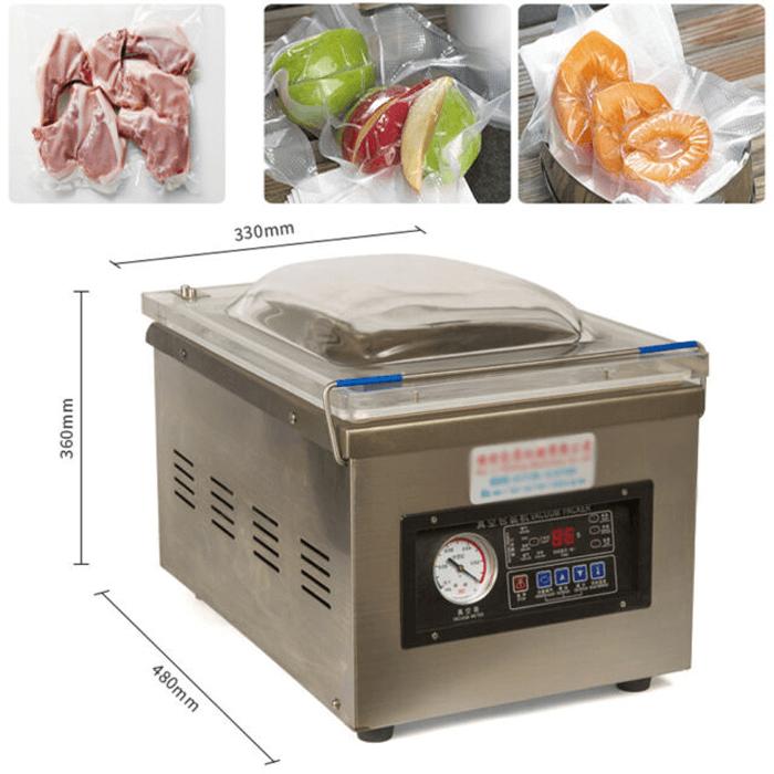 Tầm quan trọng của máy đóng gói hút chân không thực phẩm