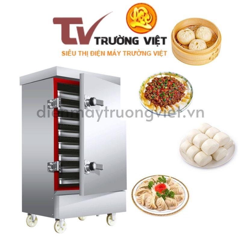 Tủ nấu cơm 6 khay điện đem lạin nhiều công dụng hữu ích cho người dùng